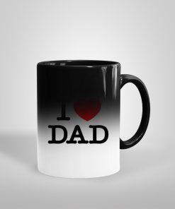 magic mug with photo