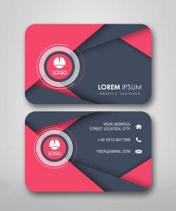Custom Visiting Card Design