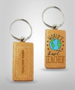 Wooden Keychain | Alprints