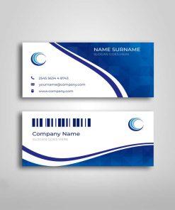 slim card printing