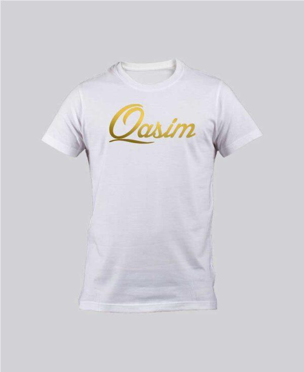 Gold Name T shirt