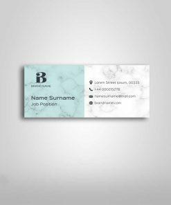 slim business card printing