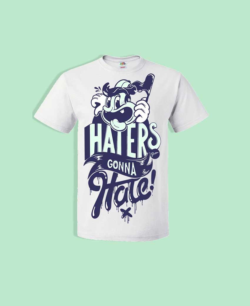T Shirt Custom Design