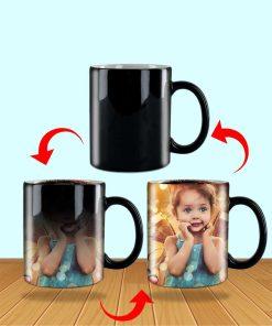 magic picture mug