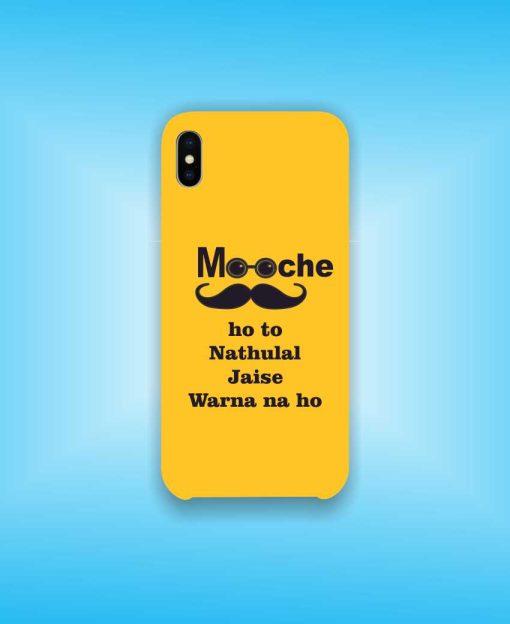 comic mobile cover